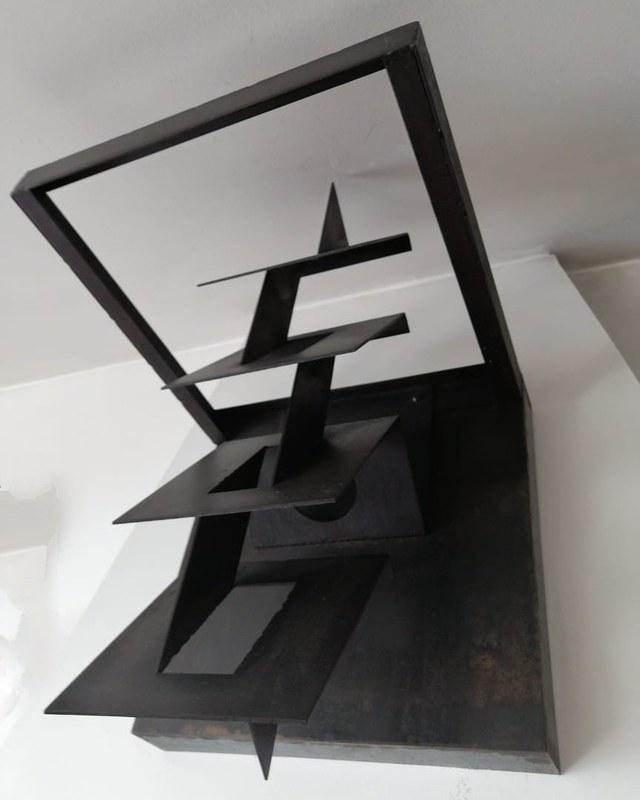 Eduardo RAMIREZ VILLAMIZAR - Sculpture-Volume - Serpiente emplumada