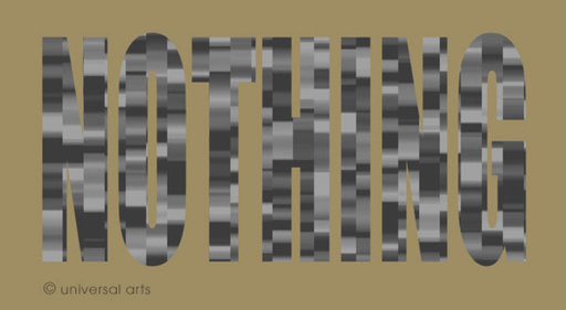 Mario STRACK - Print-Multiple - Nothing 2 - Grafik / graphic ltd. Edition