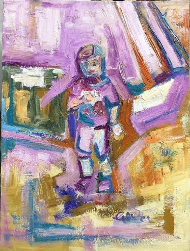 Nicole LEIDENFROST - Gemälde - Kitty