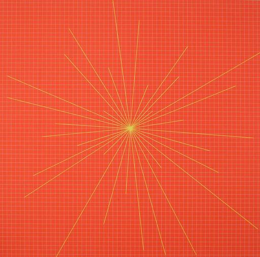 Sol LEWITT - Druckgrafik-Multiple - Untitled #5
