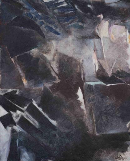 Avigdor ARIKHA - Painting - Jet