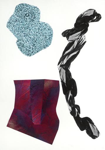 Gysin BROUKWEN - Sculpture-Volume - Pas de Deux Sous les Etoiles