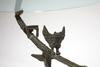 Diego GIACOMETTI - Sculpture-Volume - Table carcasse modèle à la chauve-souris