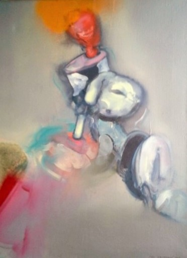 Mirek KAUFMAN - Pintura - sans titre