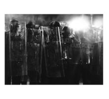 Robert LONGO - Stampa Multiplo - Riot Cops