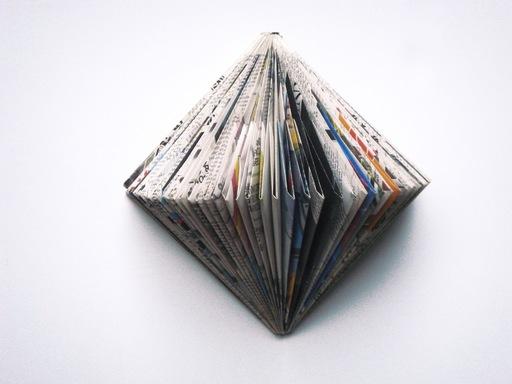 Stefano ARIENTI - Skulptur Volumen - senza titolo