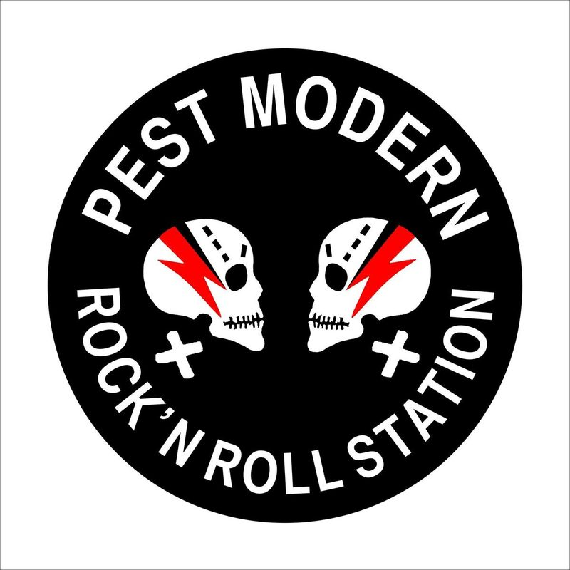 Joël HUBAUT - Estampe-Multiple - PEST MODERN - ROCK'N ROLL STATION