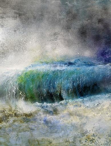Dann AUBERT - Peinture - Les Embruns
