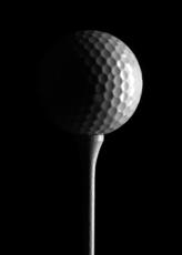 Pierre BOILLON - Photo - Palle de golf et tee