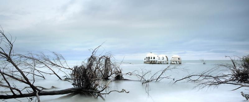 Henk VAN RENSBERGEN - Fotografia - Dome Houses
