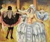 Ludovic Rodo PISSARRO - Gemälde - Cabaret Dancers