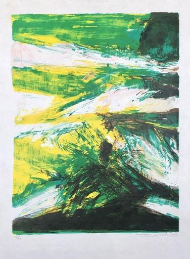 ZAO Wou-Ki - Print-Multiple - Abstraction