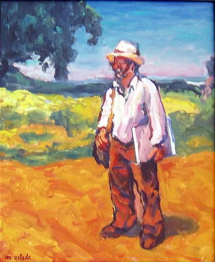 Miguel ZELADA - Peinture - PINTOR