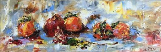 Diana MALIVANI - Painting - Nature Morte