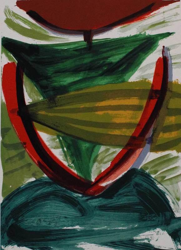 Primo CONTI - Druckgrafik-Multiple - Untitled