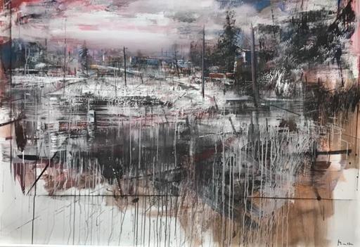 Antonio PEDRETTI - Pintura - Bianco Lombardo #10