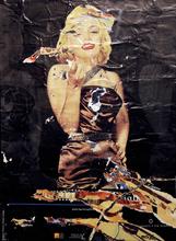 Mimmo ROTELLA (1918-2006) - Desiderosa Marilyn