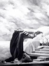 Yoann MERIENNE - Painting - Le couronnement