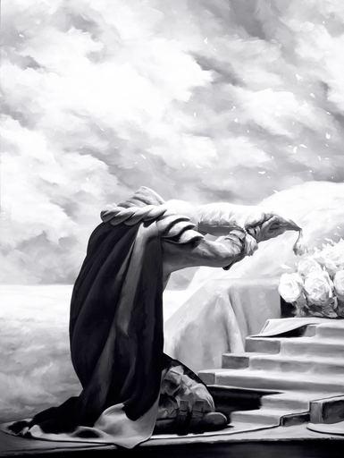 Yoann MERIENNE - Pittura - Le couronnement