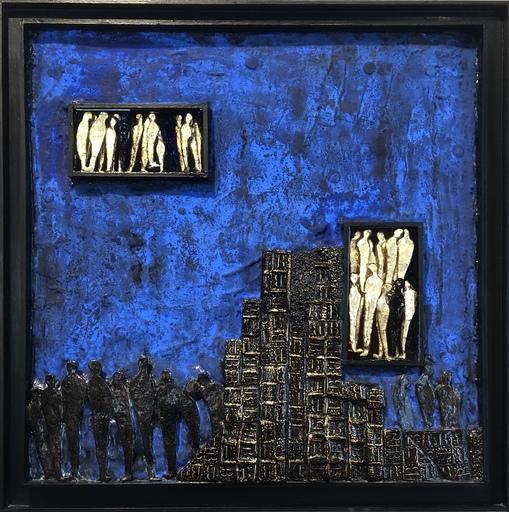 BOROSKI - Sculpture-Volume - Exil