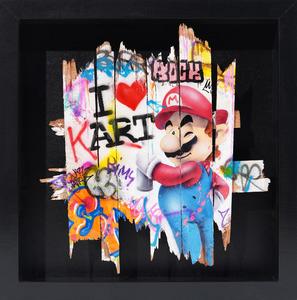 ONEMIZER - Painting - I Love Kart