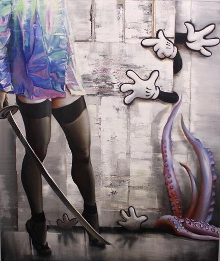 Anna SELINA - Pittura - Mousehunt