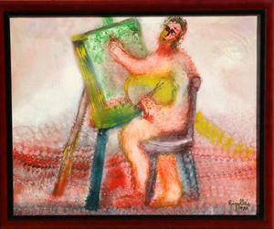 Juan GARCIA RIPOLLES - Pittura - untitled 20