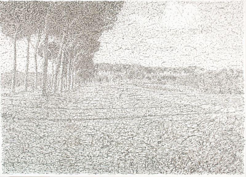 Federico PIETRELLA - Pintura - Senza titolo