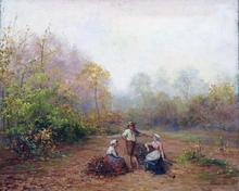 Jules François Achille AMBROISE - Pittura