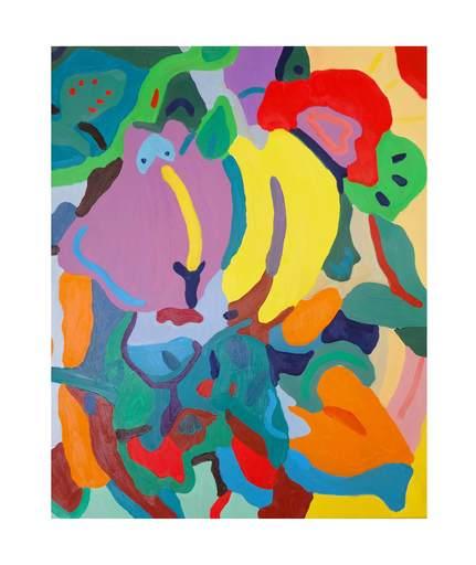 Sébastien COUEFFIC - Peinture - floraison 5