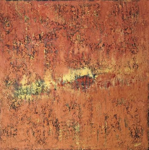 Ulie SCHWAB - Pintura - Reflection of Happiness