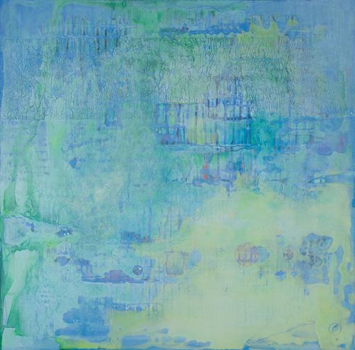 Marie-Pierre AUTONNE - Peinture - Nuits Blanches