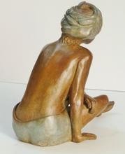 Jacqueline GAGNES-DENEUX - Sculpture-Volume - ODALISQUE