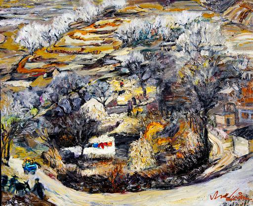 ZHENG Judy C. - Gemälde - Full Load