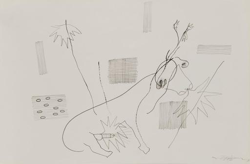 Oswald OBERHUBER - 水彩作品