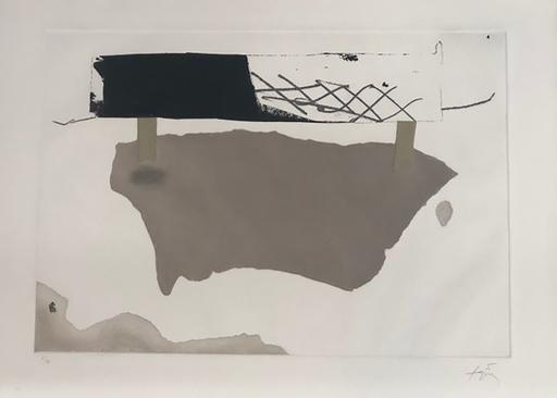 Antoni TAPIES - Print-Multiple - Cartró