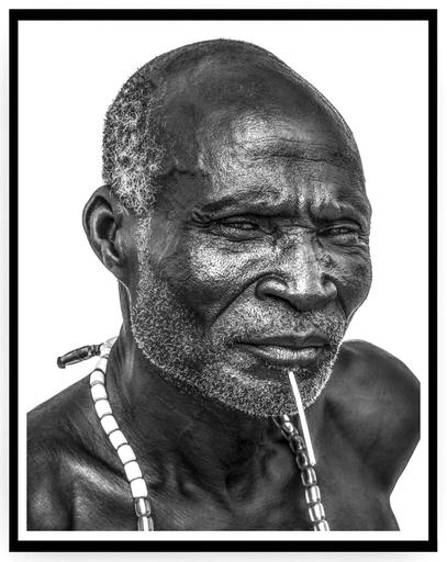 Mario MARINO - Photography - Hamar Man, Africa, 2011.