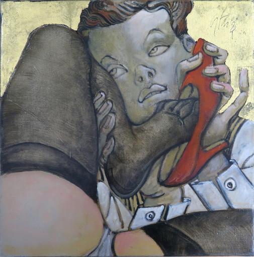 Jean-Pierre CEYTAIRE - Painting - Le chausseur