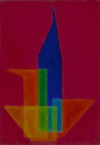 Augusto GARAU - Peinture - Sera d'estate
