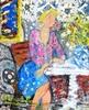 Valerio BETTA - Painting - In attesa...Waiting...