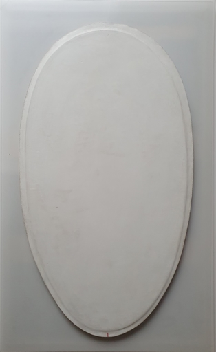 Angelo SAVELLI - Painting - N°13 Ovale