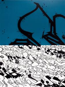 DITNO83 - 绘画 - Accumulation Aqua (014)
