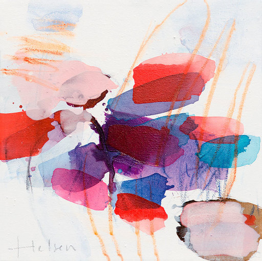 Greet HELSEN - Pittura - Color spots II