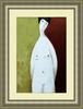 Ramaz ROSTOMASHVILI - Gemälde - Nude # 33