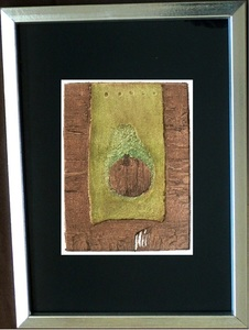 Salvador SORIA - Peinture - Fruit metamorphose