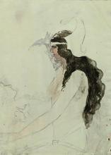 Amrita SHER-GIL - Peinture - Untitled