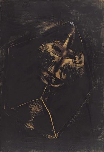 Bruno CECCOBELLI - Painting - Cinque Seri Motivi