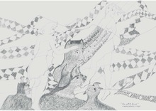 Reine BUD-PRINTEMS - Drawing-Watercolor - LES PETITS FOURS