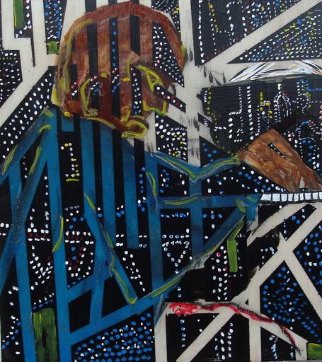 Greta CHAPIN-MCGILL - Peinture - New York Nights