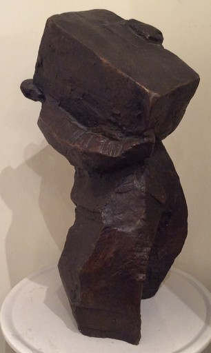 Iñaki CRUCETA OLALDE - Sculpture-Volume - Harrijasotzaile